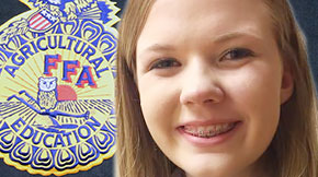 What FFA Means To Me: Northview FFA Member's Essay Is Best In State