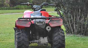 Two Juveniles Seriously Injured In ATV Crash