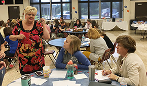 Teachers Learn How To Teach Writing