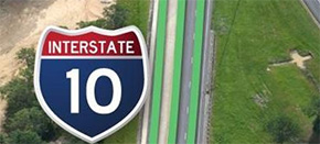 New Traffic Pattern Begins Tonight On I-10 At Highway 29