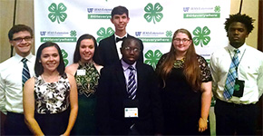 Escambia County 4-H Shines At 4-H University