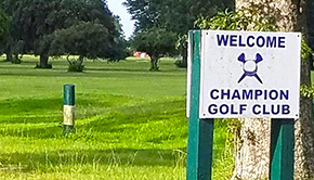 Cantonment's Historic Champion Golf Course Closes