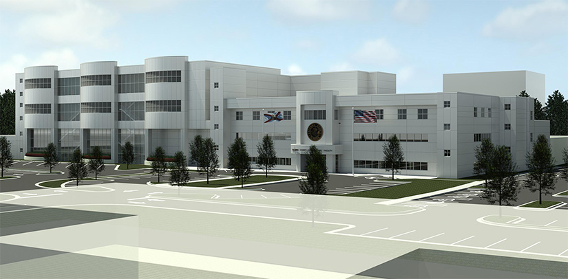 Escambia County To Receive $21 8 Million For New Jail