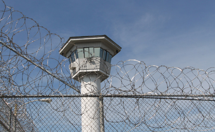Visitation canceled at all Florida prisons this weekend