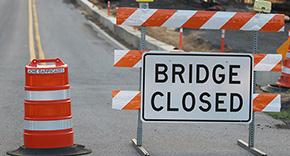 Bad News For Walnut Hill Drivers: Temp Bridge Weeks Away