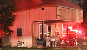 Century Business Fire Under Investigation