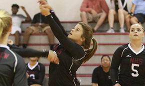 Northview Volleyball Loses To Central In Three, Tate Beats Fort Walton