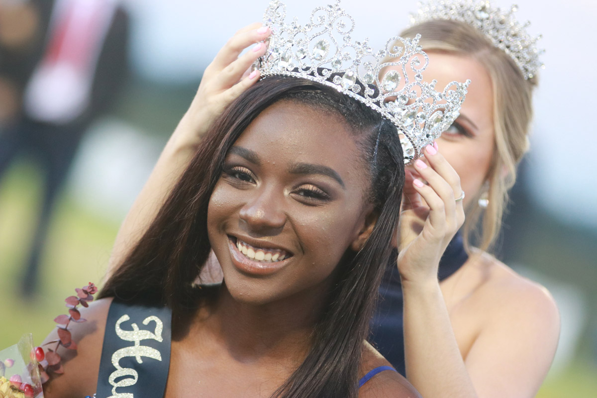 Celeste North Named NHS Homecoming Queen (With Photo ...