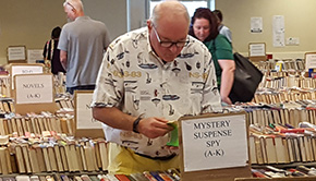 Friends Of The Library Big Spring Book Sale Is This Weekend
