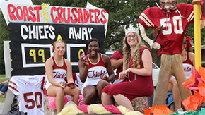 Northview Celebrates Homecoming With Parade (Photo Gallery)