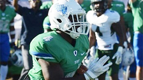 Delta State Outlasts UWF, 28-25