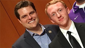 Tate Student Wins Gaetz's Congressional App Challenge