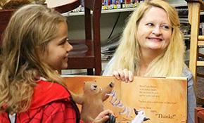 Century Branch Library Hosts Thanksgiving Program