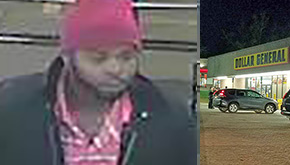 Search Continues For Suspect In Cantonment Armed Robbery