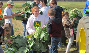 From The Farm To The City: A Thanksgiving Bounty For The Needy (With Gallery)
