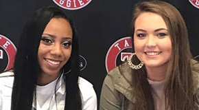 Tate's Nickerson And Lundquist Sign With Coastal Alabama