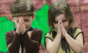 Camp Fire Century Presents Thanksgiving Play (With Photo Gallery)
