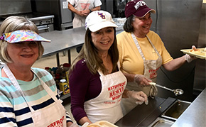 Cantonment Church Serves More Than A Meal At Waterfront Rescue Mission