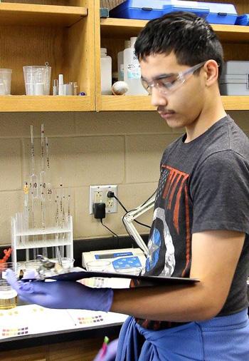 Students Explore Engineering Careers At ECUA Cantonment