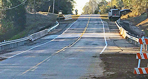 New Molino Road Bridge Opens, But Expect Delays