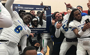 National Championship Game: One Last Chapter In UWF's Storybook Season