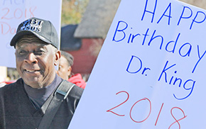 Martin Luther King Jr. Day Marked With Parade In Atmore (With Gallery)