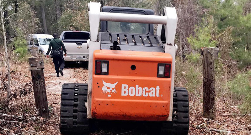 Man Charged With Theft Of $30K Bobcat From Molino Business