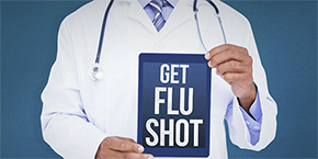 With Flu Activity Increasing, It's Not Too Late To Get Your Flu Shot