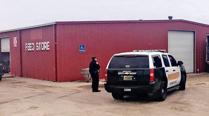 Molino Feed Store Burglary Under Investigation