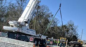 New Arthur Brown Road Bridge To Open Friday