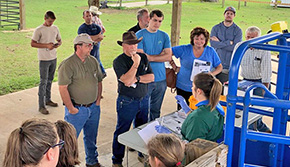 Beef Cattle and Forage Boot Camp Held In Molino