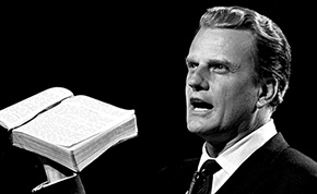 Billy Graham: Local Residents Remember Evangelist's Final Crusade