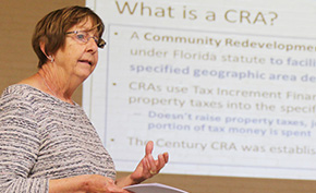 Century Residents Learn The Benefits Of A Community Redevelopment Agency