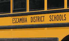 Escambia District Students Out Of School Today