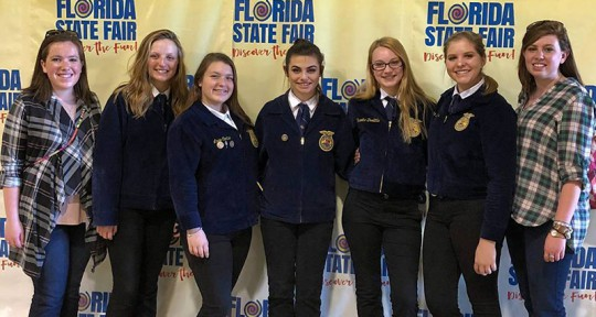 Northview FFA Horse Judging Team Advances To State Competition