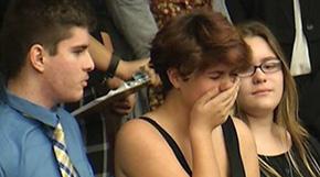 School Shooting Survivors Demand Stricter Gun Control