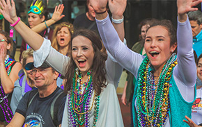 Good Times Roll With Pensacola Mardi Gras Parade (With Gallery)