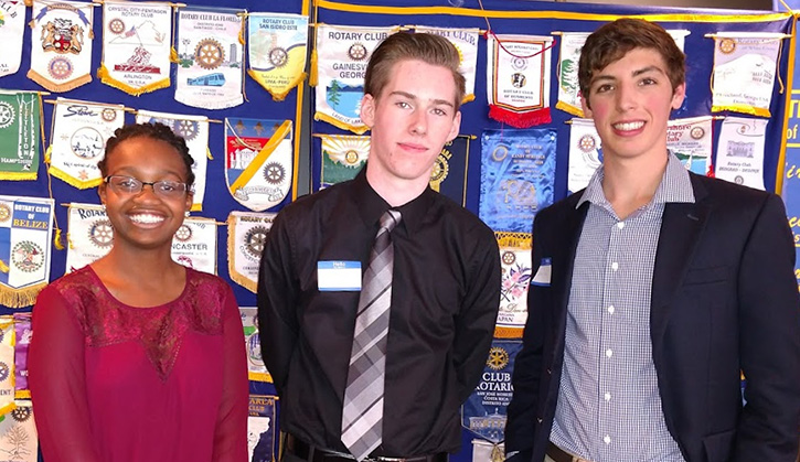 Bucyrus students take part in first-ever Rotary essay contest