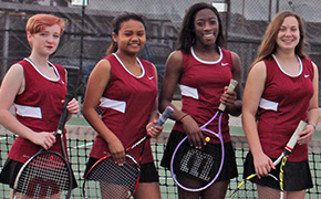Tate Aggie Tennis Teams Remain Undefeated At 4-0