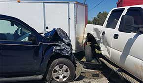 One Injured In Wreck Involving Century's Mayor