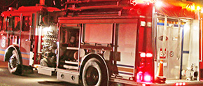 Man Receives Serious Burns After Lighting Fire With Gas