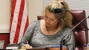 Mayor Selects Godwin As New Century Town Clerk