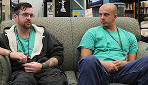 Inmate, Veteran Recovery Program Provides Pathways To Change