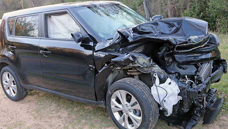 Alleged Hit And Run Driver Found Three Miles Away From Crash Scene