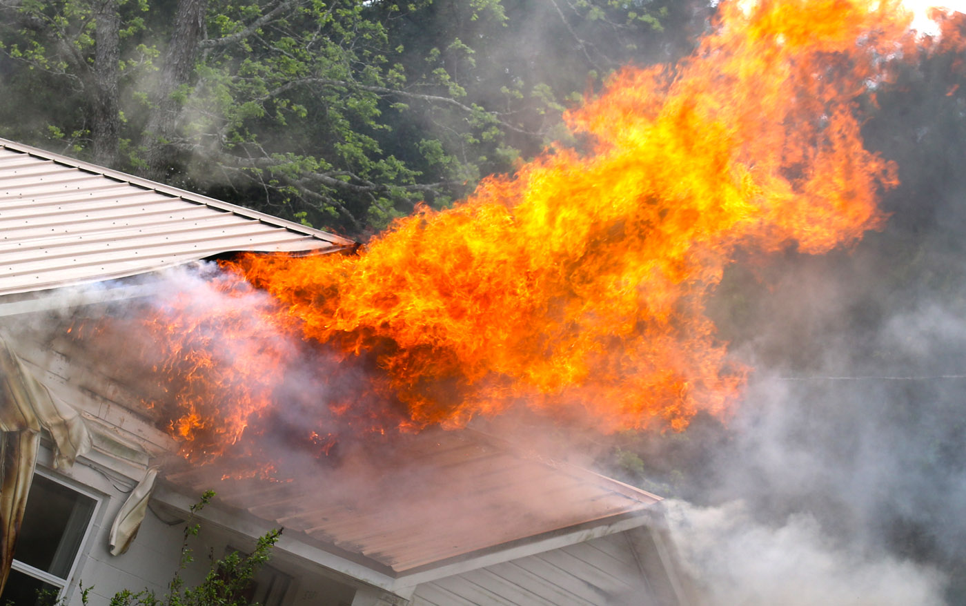 Report Filed Week Before House Fire Claiming Evicted Tenant Cut ...