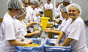 Tate FFA Provides 25,920 Meals Of Hope