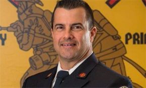 Rusty Nail Named New Escambia County Fire Chief