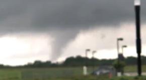 Molino Tornado Caught On Videos
