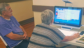 Molino Library Holds 'Save Yourself Digitization Day'
