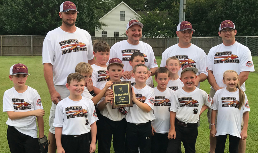 NWE, Century 8U All-Stars Team Up To Advance To State